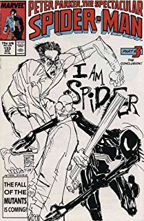 Spectacular Spider-Man, The #133 VF/NM ; Marvel comic book