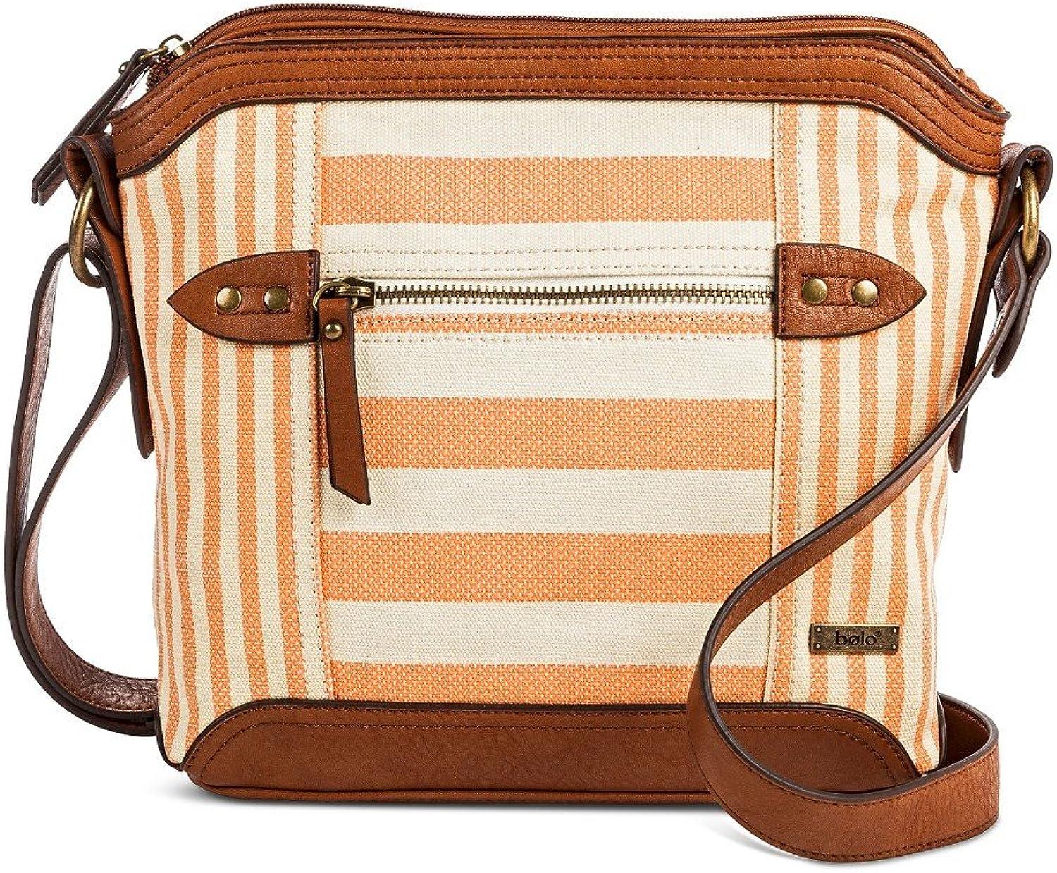 Bolo Women's Crossbody Handbag  Coral