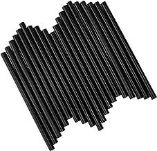LESOLEIL Zelfklevende Hot Melt Lijmpistoolstokken voor Hot Glue Gun - 20st Glitter voor DIY Crafts 11x200mm