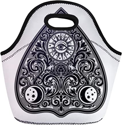 62ec3246f885 Amazon.com: Ouija - Lunch Bags / Travel & To-Go Food Containers ...