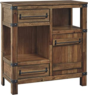 Signature Design by Ashley - Roybeck Accent Cabinet, Brown