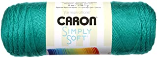 Caron Bulk Buy: Caron Simply Soft Yarn Solids (3-Pack) Cool Green #H97003-9770