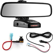 $45 Get Radar Mount Mirror Mount + Direct Wire Power Cord + Micro Fuse Tap for Radenso XP and SP (3001510R)
