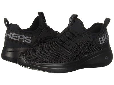 SKECHERS Go Run Fast Valor (Black) Men