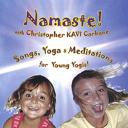 Namaste! Songs, Yoga & Meditations For Young Yogis, Children ...