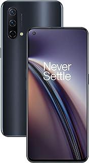 OnePlus Nord CE 5G 12GB RAM 256GB SIM-fri Smartphone med trippla kameror och Dual SIM - 2 års garanti - Charcoal Ink