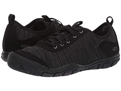 Keen Hush Knit CNX (Black/Raven) Women