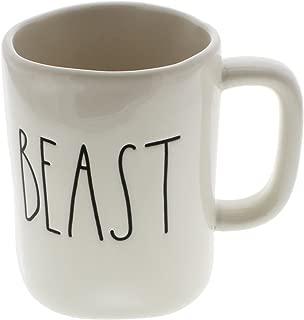 Rae Dunn by Magenta BEAST Ceramic LL Coffee Mug