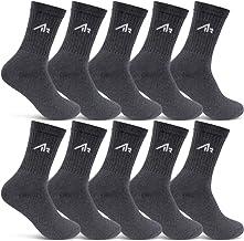 10 paar i1R dames & heren sokken sportsokken tennissokken katoen zwart of wit - sockenkauf24