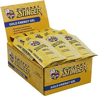 Gold Energy Gel 24/1.2 Ounce (34 g) Packets