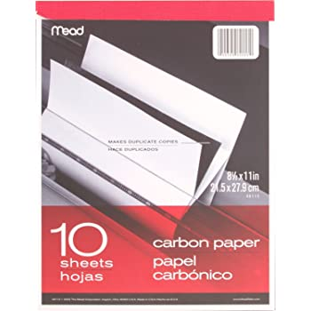 Pelikan 100 sheets Carbon Transfer Graphite Tracing Paper Black Tracing on Wo#54