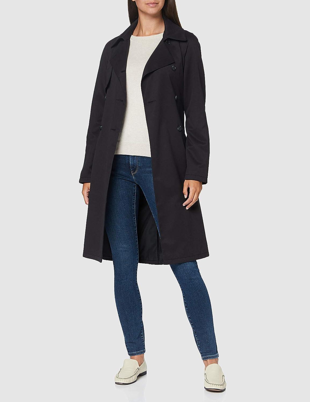 GANT Skinny Super Stretch Jeans Mous Femme Dark Blue Worn In