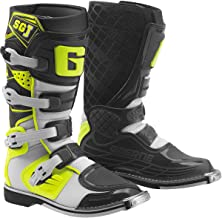 Gaerne Youth SG-J Boots (1) (White/Yellow/Black)