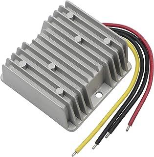 DC Booster 12V Set Up to 48V 5A 240W Voltage Regulator Converter,DC-DC Power Supply Module Boost Transformer
