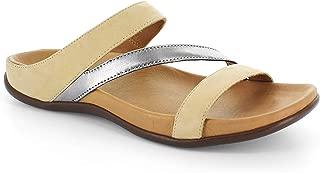 Trio Sandals in Tan