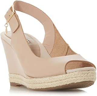 Dune London Sandals For Women, 39 EU, Beige