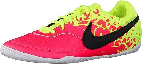 Nike Men's Elastico II Hyper Punch/Black/Volt/White Indoor Soccer Shoe 9 Men US