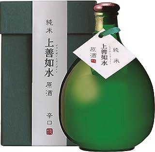 上善如水 純米 原酒 [ 日本酒 新潟県 720ml ] [ギフトBox入り]