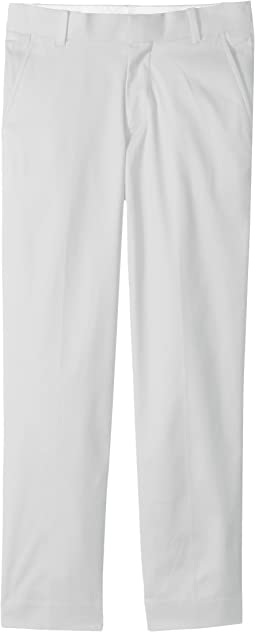 Stretch Fine Twill-Lined Pants (Big Kids)