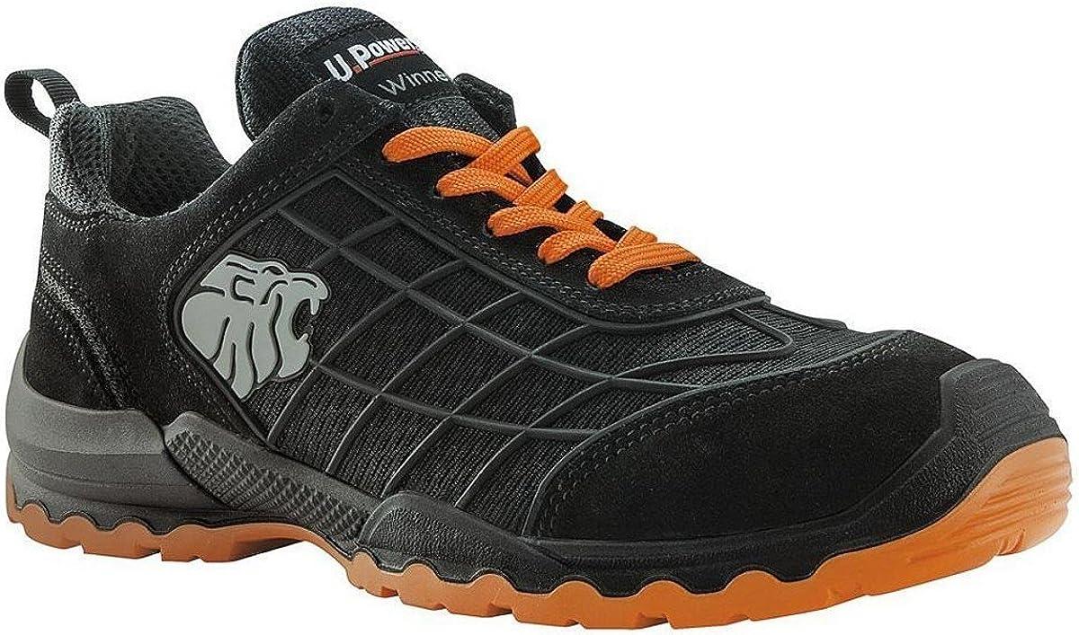 U-POWER S1P SRC Chaussures de s/écurit/é Mixte Adulte, Orange 000