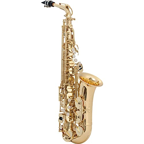 Amazon com: Prelude Student Model AS711 Alto Saxophone by