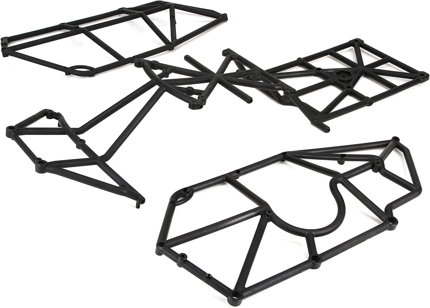 Losi Roll Cage Complete: 1:5 High material DB Regular discount XL LOS251007 4wd
