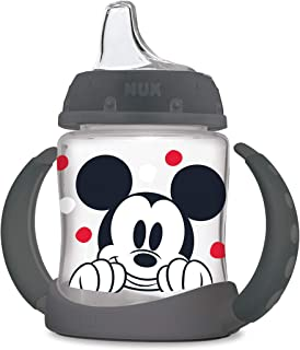 NUK Disney Learner Sippy Cup, Mickey Mouse, 5 Oz 1Pack