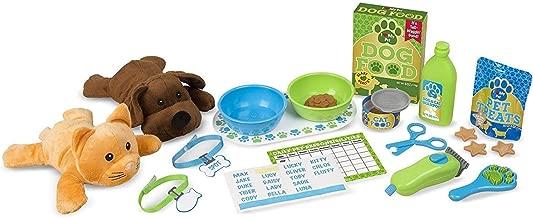 Melissa & Doug Deluxe Pet Care PlaySet 32 Pieces, reg, multi