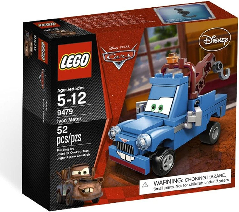 LEGO Disney Pixar autos 2 Ivan Mater (9479)