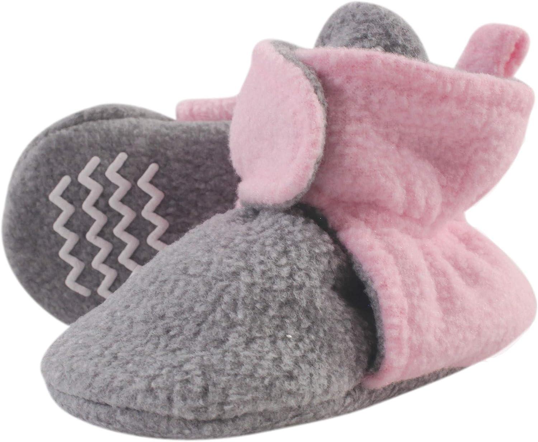 Hudson Baby Unisex-Baby Cozy Fleece Booties: Shoes
