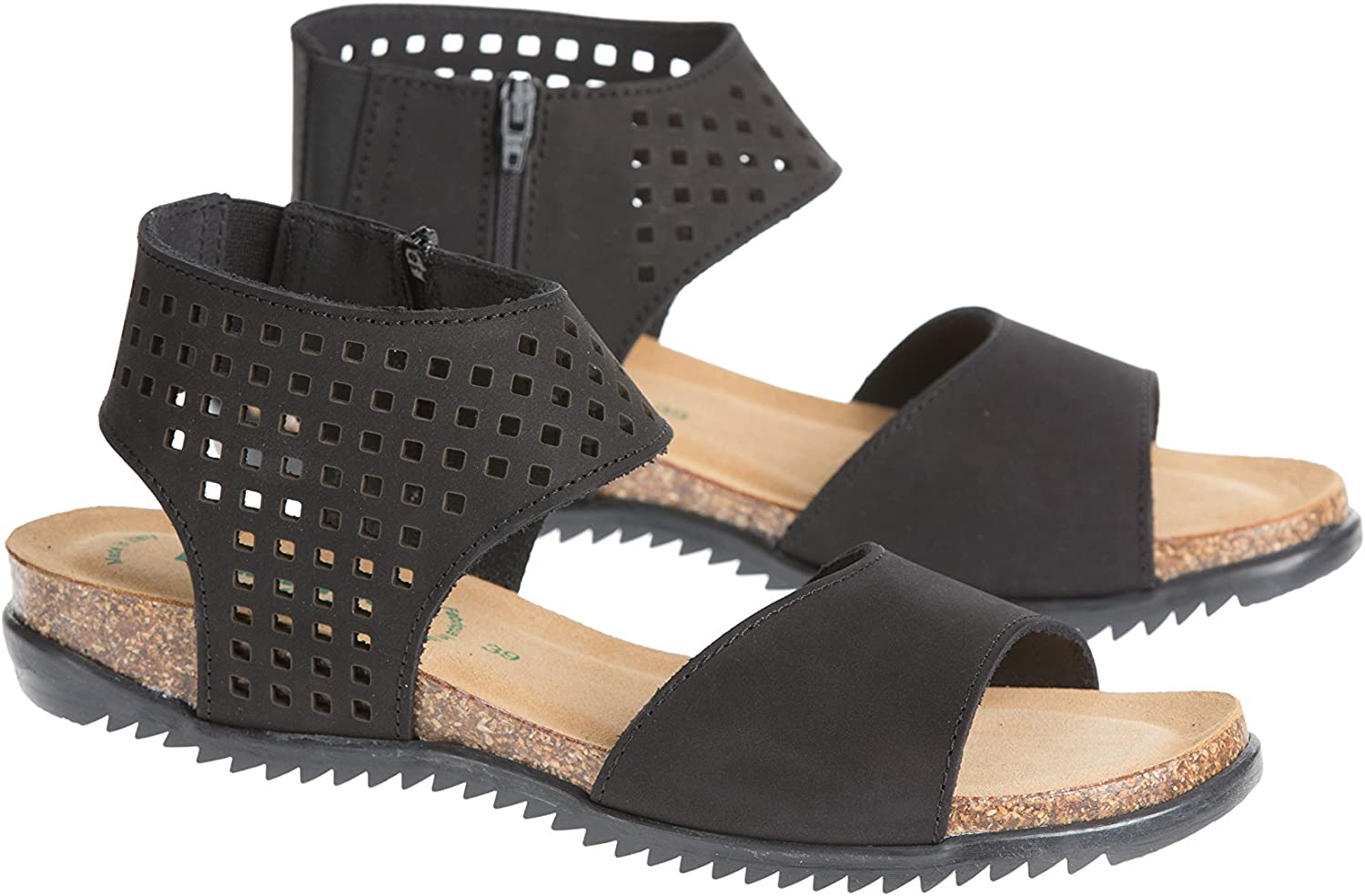 Bos. & Co. Women's Claudina Leather Sandals