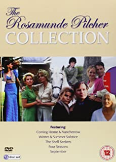 Rosamunde Pilcher Collection Coming Home / Nancherrow / Winter Solstice / Summer Solstice / The Shell Seekers / Four Seasons NON-USA FORMAT, PAL, Reg.2 United Kingdom