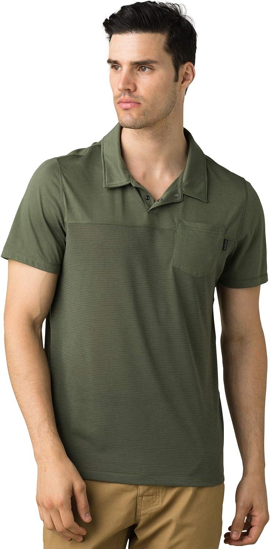 prAna Super beauty product restock quality top! Cheap sale Men's Polo Milo