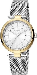 ESPRIT Women's Fashion Quartz Watch - ES1L251M0075; Multi Color