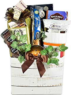 Healthcare Hero, Gift Basket - Celebrate Healthcare Workers with a Prescription Bottle Coffee Mug, Gourmet Coffee, Specialty Chocolates and Cookies
