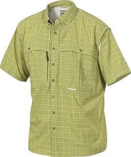 S/S Wingshooter's Plaid UPF50 Sun Shirt