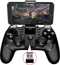 iPEGA PG-9076 Controlador inalámbrico de juegos Gamepad Joystick para Android Tablet PC / Android / Win XP / 7/8/10 / PS3