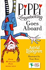 Pippi Longstocking Goes Aboard Kindle Edition