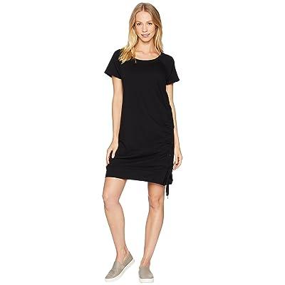 Sanctuary Bryce Lace-Up Dress (Black) Women