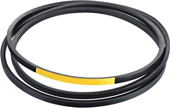 144959 Replacement Deck Belt Lawn Mower Belt Drive Deck Belt Compatible with Craftsman Poulan Husqvarna CT2050C GTH220 LT150 LTH145 PP1846 TP1946A Replacement for 532144959, 1/2 Inch x 95-1/2 Inch