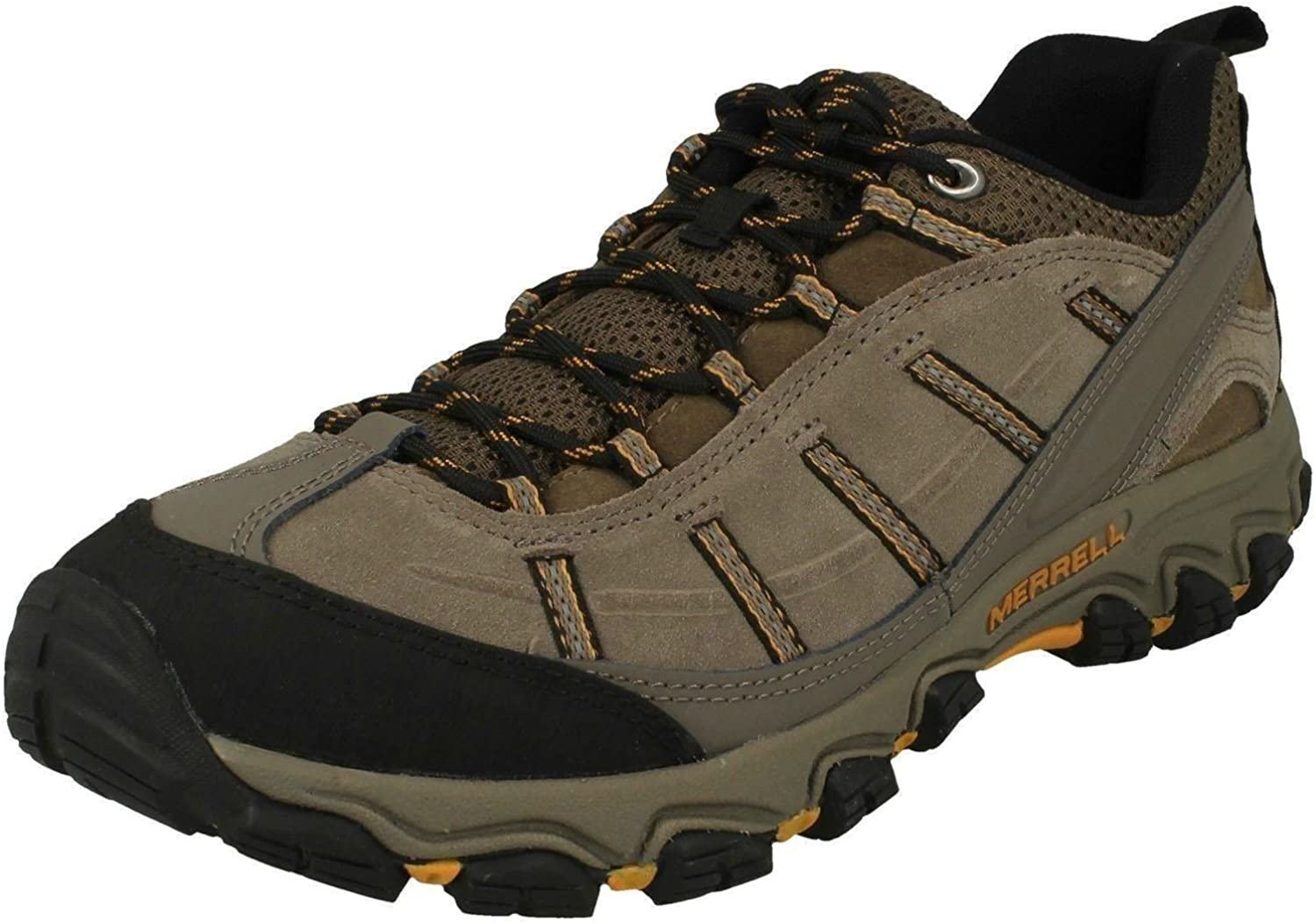 Merrell Terramorph Mens Suede Leather Material Walking shoes Boulder