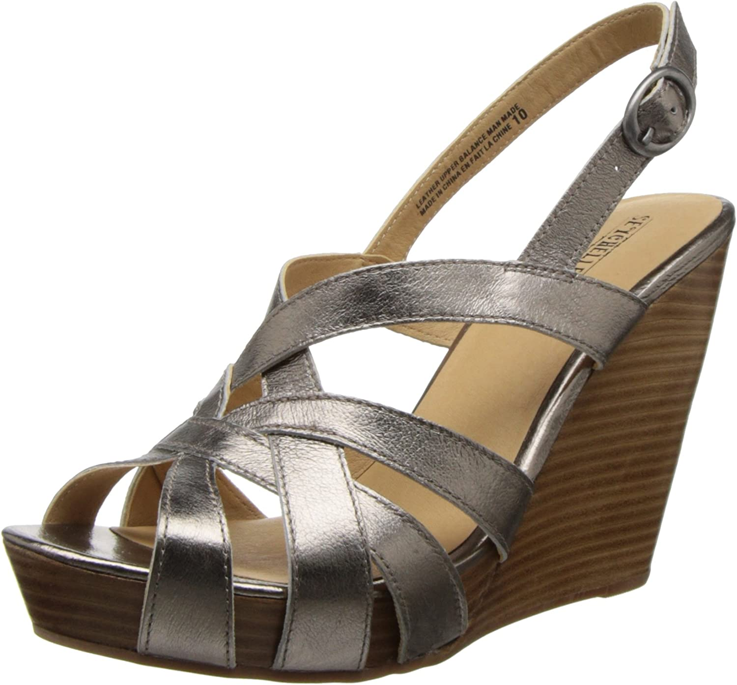Seychelles Free Shipping New safety Women's Premiere Wedge Sandal