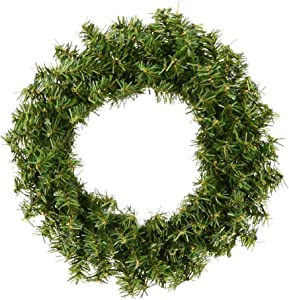 "Vickerman 550915-6"" Mini Pine (6 pack) Christmas Wreath (A802606-6)"