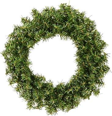"Vickerman 550915-6"" Mini Pine (6 pack) Christmas Wreath (A802606-6)"