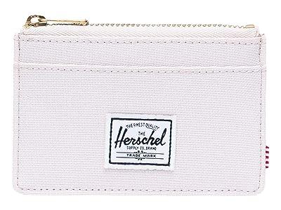 Herschel Supply Co. Oscar RFID (Rosewater Pastel 1) Wallet Handbags
