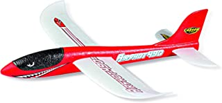 Carson 500504013 500504013 Slider Airshot 490, Throw Glider, 100% Ready to Fly, Glider for Throwing, Almost Indestructible, Perfect Flight Properties, Made of Styrofoam, Red