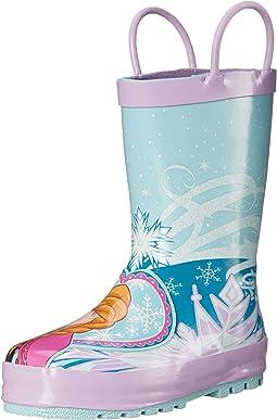Frozen Elsa & Anna Rain Boot (Toddler/Little Kid/Big Kid)