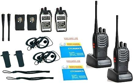 BaoFeng BF-888S UHF400-470MHz 5W Handheld 2way Walkie Talkie