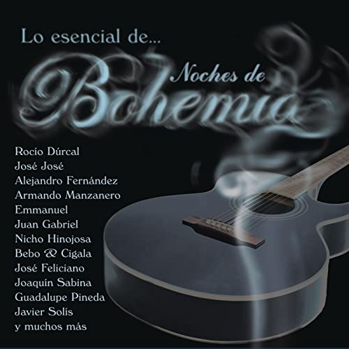 Lo Esencial de Noches de Bohemia de Various artists en Amazon ...