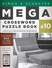 Simon & Schuster Mega Crossword Puzzle Book #10 (10) (S&S Mega Crossword Puzzles)